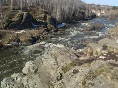 Ревун, Смолинская пещера