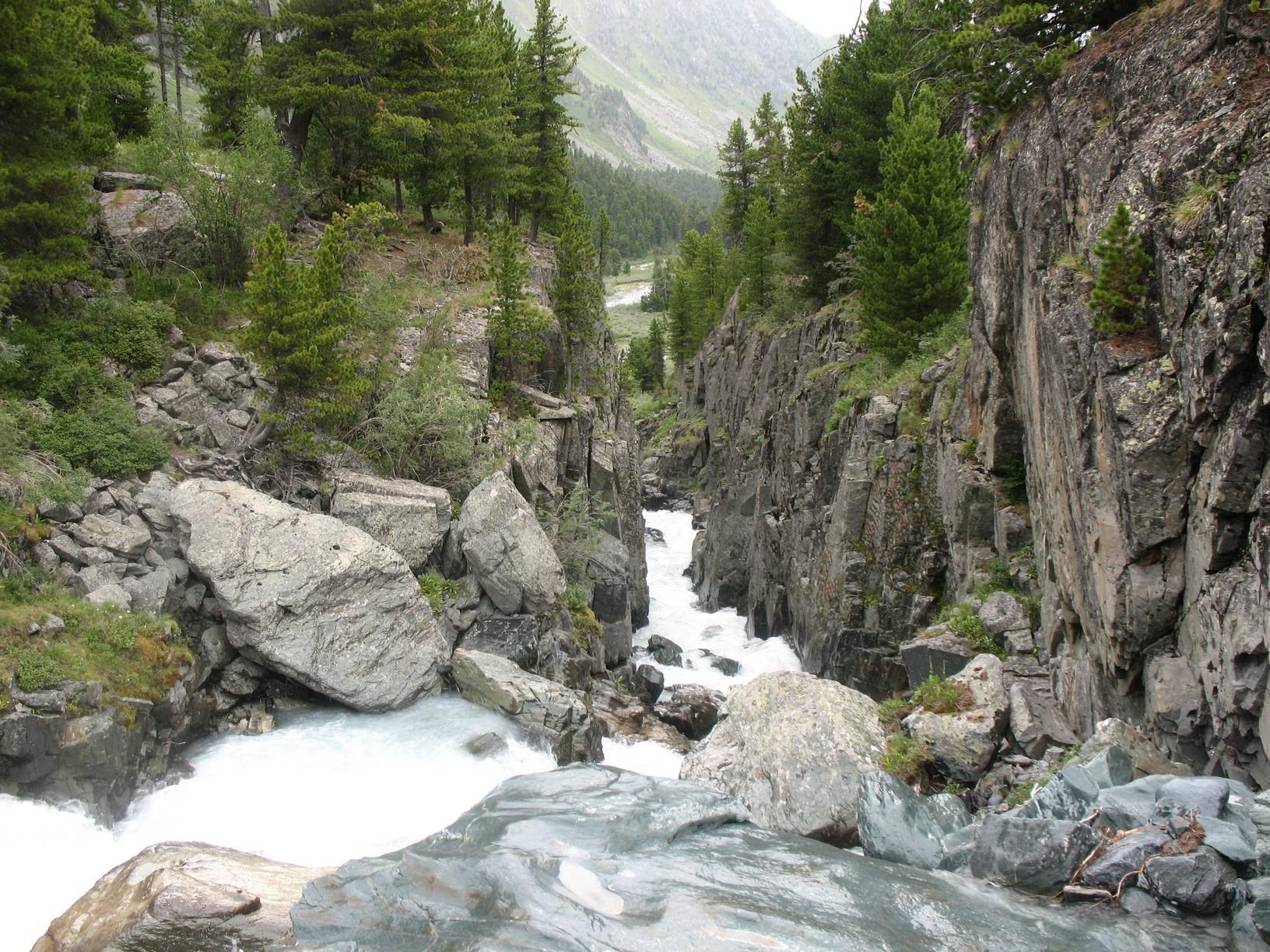 присущи фото истока реки катунь фото