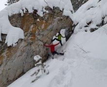 Смолинская пещера и порог Ревун