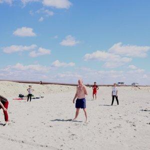 Лапта на Берёзовских песках!