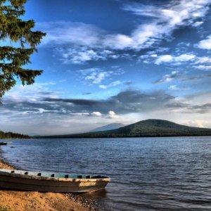Пеший поход на хребет Зюраткуль + озеро