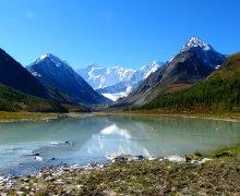 Кучерла, Аккем (Катунский хребет, Алтай)