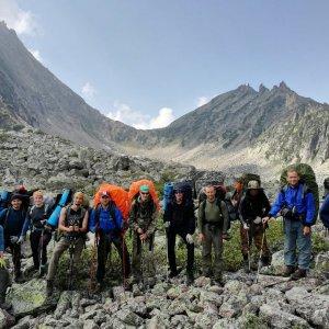 Первые фото с похода по Баргузинскому хребту и Байкалу.