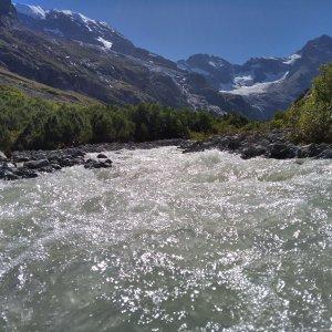 Северная Осетия - водопадный рай