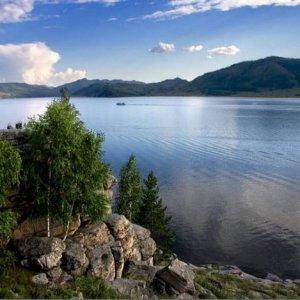 озеро Новая Бухтамара.