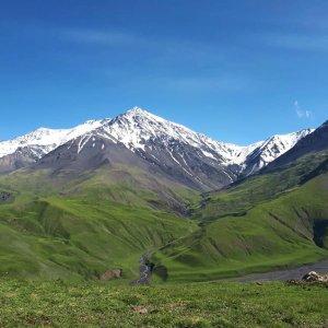 Южный Дагестан - треккинг и альпинизм.
