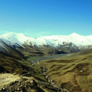 Южный Дагестан - восхождение на Базардюзю.