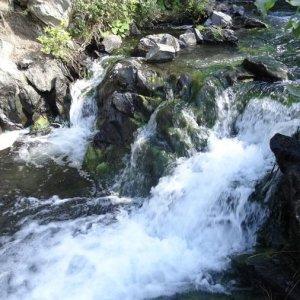 Ельчёвские водопады