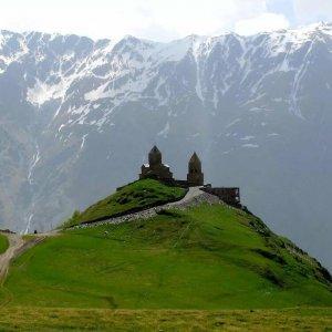 Поход по Хевсуретии и Тушетии (Грузия)