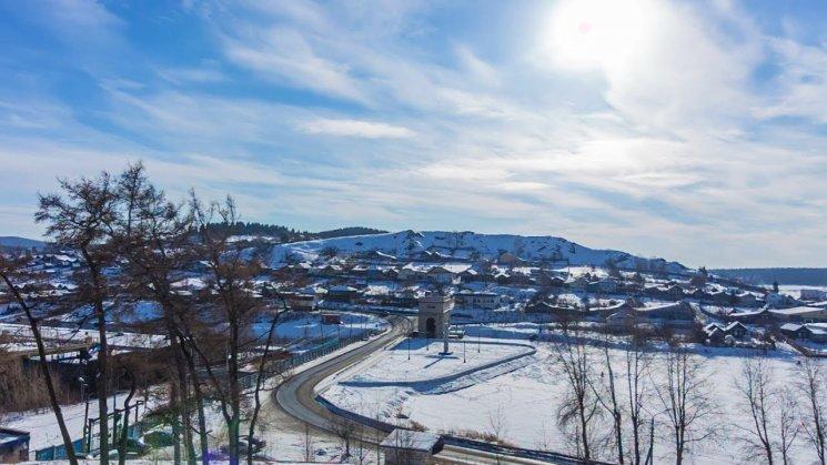 Льды, скалы и пейзажи Ревдинского края