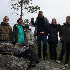 31 октября мы съездили в окрестности Аяти. Посетили скалы...