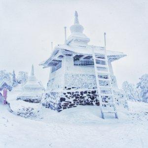 Гора Качканар и Буддийский храм. Успевайте посетить пока не снесли!