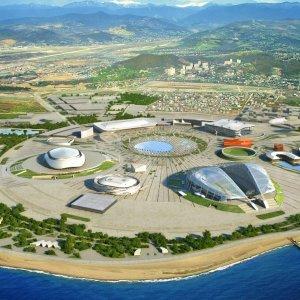Беговые сборы в Олимпийском! (г. Сочи)