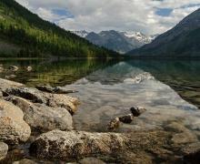 Мультинские озера (Алтай)