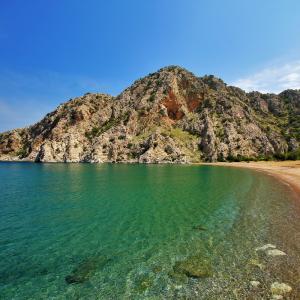 Ликийская тропа (восточная часть) - Турция