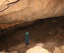 Кургазак и Лаклинская пещеры