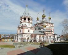 Соликамск, Ветлан и Колчимский камень