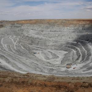 Водопад Шата, скалы на реке Пышма, Уральский Марс и Асбестовский карьер.