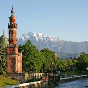 Зимний Кавказ - автотур по Северной Осетии и Ингушетии