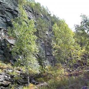 Адуйский камень и самоцветные копи