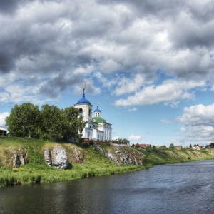 Велопокатушка Слобода-Нижнее Село