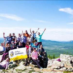 В минувшие выходные состоялся поход на хребет Ицыл и Тага...